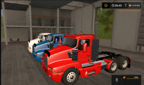 kenworth 2017 kenworth t600 for fs17 farming simulator 2017 mod fs 17 mod