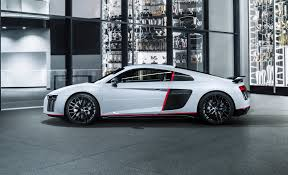 audi racing audi celebrates racing victories with limited run r8 v10 plus