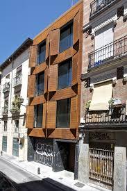 Madrid Apartment Façade We Heart - Apartment facade design