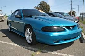 mustang for sale by owner 1995 ford mustang gt sold for sale by owner sacramento ca 99
