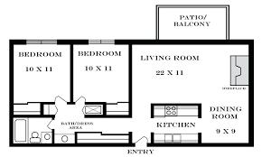 two bedroom house plans two bedroom house plans general springs apartment layout 2 bedroom