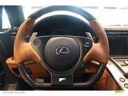 lexus lfa steering wheel 2012 lexus lfa coupe camel yellow steering wheel photo 60362952