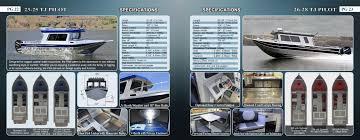 tj pilot aluminum boat manufacturer thunder jet