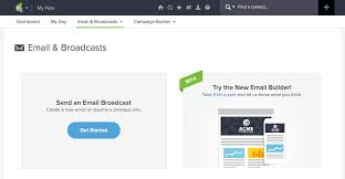 introducing infusionsoft u0027s new email builder help center