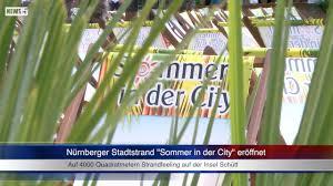 Stadtstrand Bad Kissingen 16 05 2014 N Nürnberger Stadtstrand Eröffnet Youtube