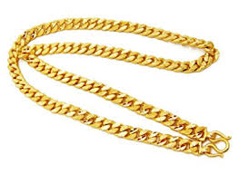 fashion chain necklace images Men 39 s deluxe chain 22k 23k 24k thai baht gold gp necklace 28 jpg