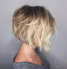 100 mind blowing short hairstyles for fine hair bobs blonde