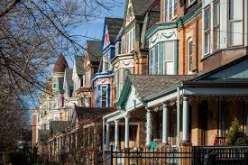 Philadelphia Row Houses - report philly in top 5 for house flipping market potential