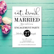 engagement party invites best 25 engagement party invitations ideas on diy photo
