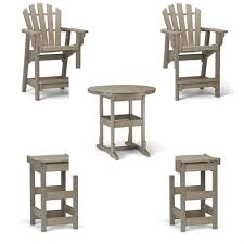 table with 2 stools breezesta counter height 5 piece set 36 round table with 2