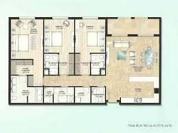 alandalus apartments floor plans u2013 jumeirah golf estates property