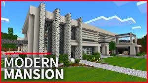 Mpce Maps Minecraft Pe Maps Modern House Full Of Design Ideas Mcpe 1 2