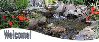 Aquascape Water Features Pond Waterfall Contractor Builder Deland Daytona Orlando Florida
