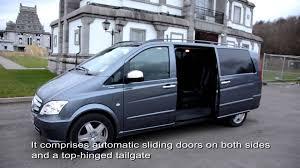 Muito Luxury Chauffeur 9 Seater Van - Mercedes Benz Vito - YouTube &NR57