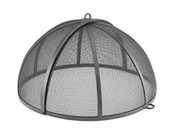 Firepit Screen Directions 30 Spark Screen For Pit And
