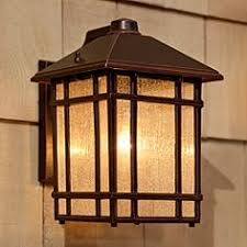 mission style outdoor wall light arts and crafts mission style outdoor lighting ls plus