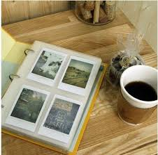 refillable photo albums mochithings latte instax mini album refill package