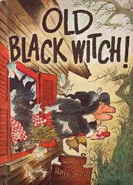 vintage witch illustration vintage kids u0027 books my kid loves old black witch
