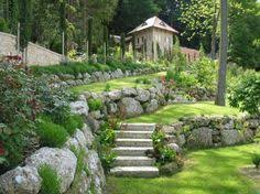 Retaining Wall Landscaping Ideas Stone Retaining Wall Ideas