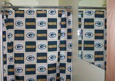 Green Bay Packers Window Curtains Nfl Football Green Bay Packers Handmade Window Curtain Valance 56
