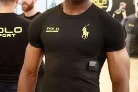 ralph lauren u0027s u0027smart u0027 shirt is the ultimate preppy tech the verge