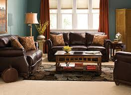Alexander Curtains Alexander Traditional Leather Living Room Collection Design Tips