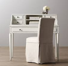 gold and white writing desk whitney writing desk pottery barn kids with white hutch prepare 13