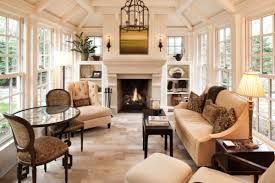 traditional home interior design creating warm feeling on traditional interior design
