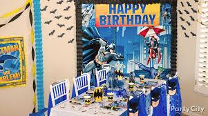 batman birthday party ideas batman birthday party ideas party city