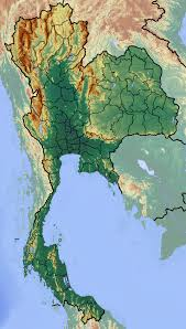Large Map Of The World Maps Of Thailand Detailed Map Of Thailand In English Tourist