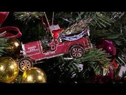 tis the season white house ornaments