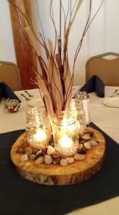 themed centerpieces for weddings fishing lake wedding theme fishing theme lake theme centerpiece