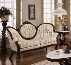 Victorian Sofa Reproduction American Victorian Furniture Victorian Furniture Was Massive And
