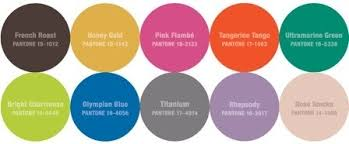 pantone color report the pantone fall 2012 color report the hot hues you ll see all