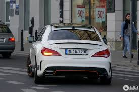mercedes cla45 amg for sale mercedes 45 amg orangeart edition c117 18 september