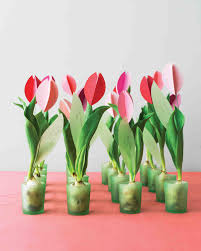 Flower Favors by Floral And Plant Favors To Diy For Your Big Day Martha Stewart