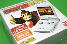 hardware review exeq gamebox game boy advance sp clone nintendo