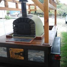 pizza oven u0027famosi u0027 wood fired tripple insulated and authentic