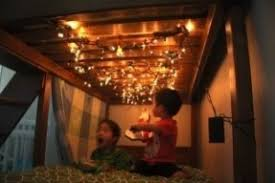 Bunk Bed Fort Bunk Bed With Table Underneath Thing