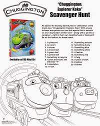 katie u0027s nesting spot giveaway chuggington explorer koko dvd