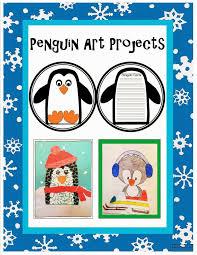 245 best penguins images on preschool winter