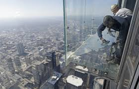 willis tower observation deck cracks time com