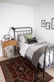 Modern Metal Bed Frame Bed Frames Black Metal Bed Frame Uk Karina Queen Metal Platform