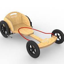 Easy To Make Wood Toy Box by Best 25 Wooden Go Kart Ideas On Pinterest Go Karts For Kids