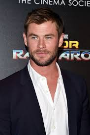 chris hemsworth hairstyles how to determine your face shape without wasting a bunch of time