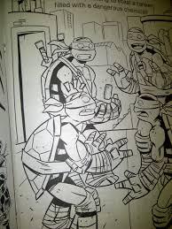 teenage mutant ninja turtles coloring book stores