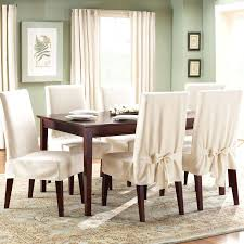 chair cover ideas dining table chairs covers best dining chair covers ideas on slip