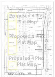 fourplex floor plans 4 plex lots coming spring 2017