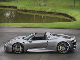 porsche 918 acid green stock tom hartley jnr