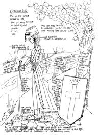 armor of god coloring page by grimdrifter on deviantart feet armor
